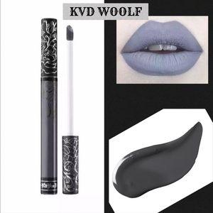 Kat Von D Everlasting Liquid Lipstick WOOLF